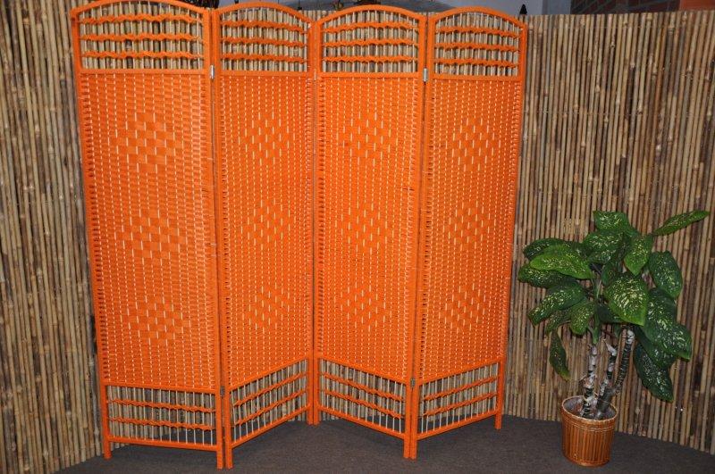 Paravan prov�zkov� barva oran�ov�