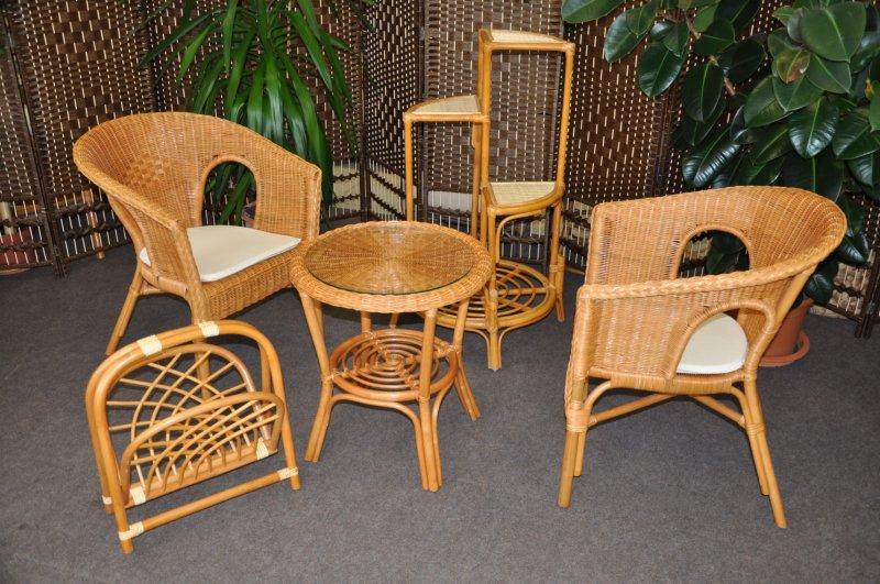 Kolekce ratanového nábytku LTC 4