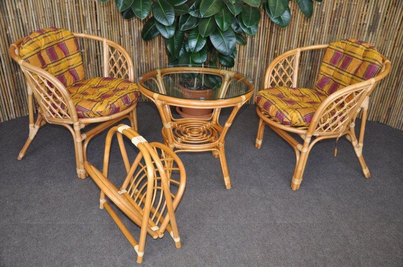 Kolekce ratanového nábytku LTC 8