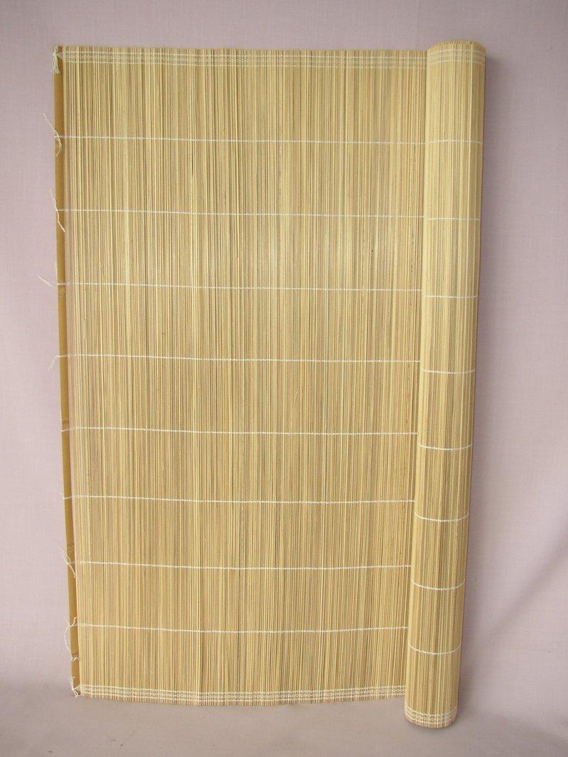 Rohož bambusová na stěnu 60x300 cm