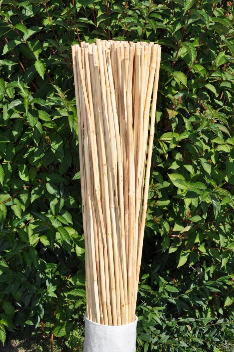 Tyčky ke květinám délka 150 cm