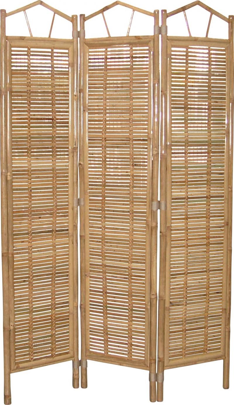 Bambusový paravan LTC natural