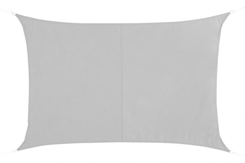 Stínící plachta 3x4metry - bílá